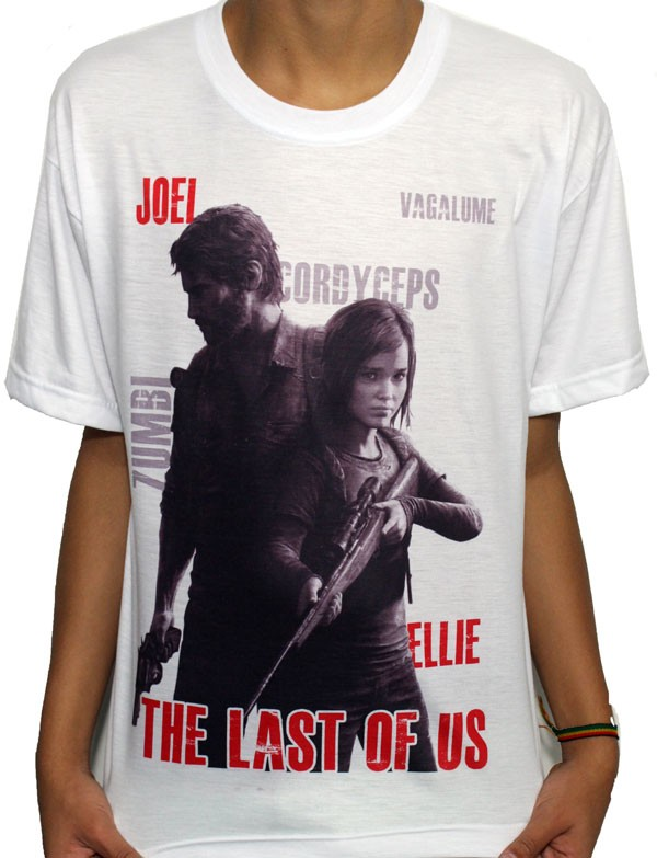 Camisa SB The Last of Us