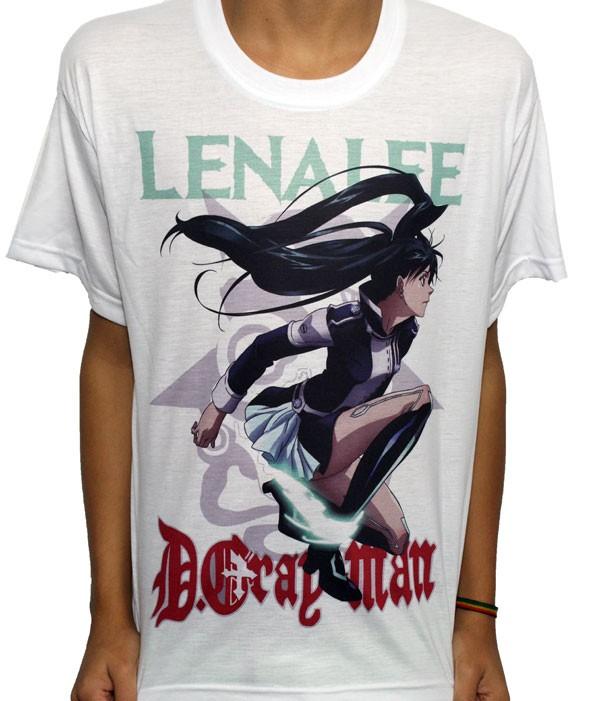Camisa SB Lenalee - D.Gray Man