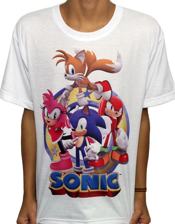 Camisa SB Sonic - Sonic