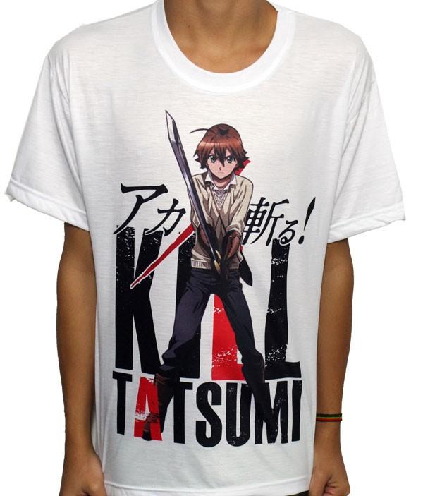 Camisa SB Tatsumi - Akame Ga Kill