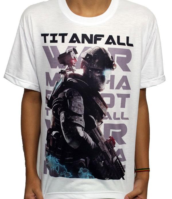 Camisa SB TitanFall