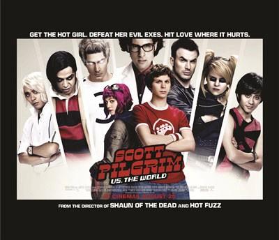 Mouse Pad - Scott Pilgrin Filme
