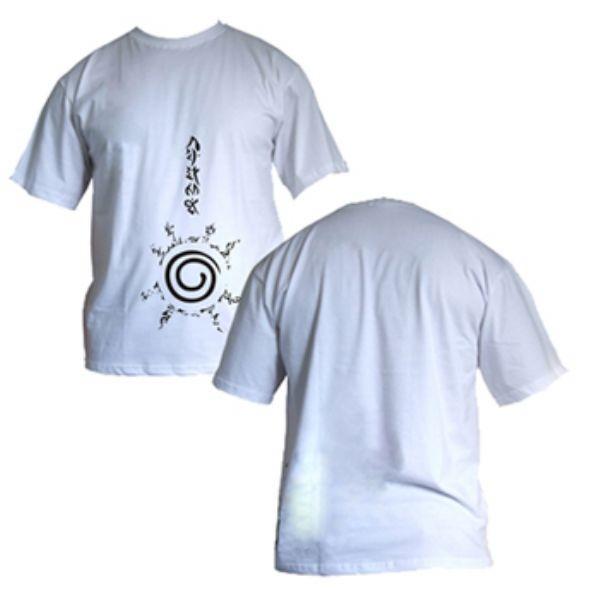 Camisa Naruto - Naruto Selo - Modelo 01