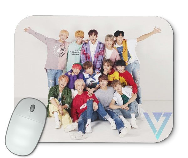Mouse Pad - Seventeen