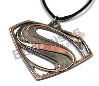 SH-02 - Colar Superman homem de aço