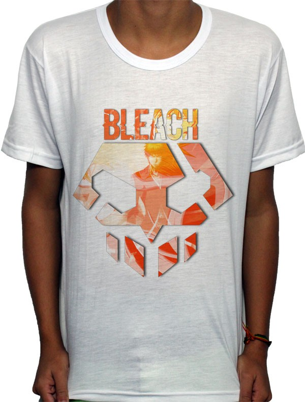 Camisa OD - shinigami ichigo - Bleach