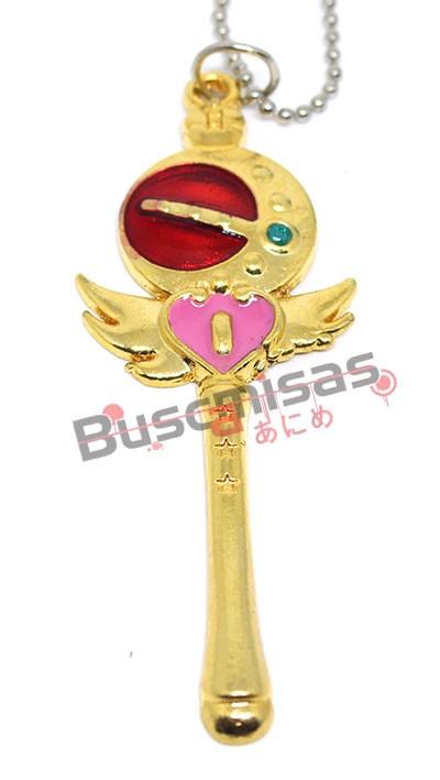 SLM-04 - Colar Cutie Moon Rod - Sailor Moon
