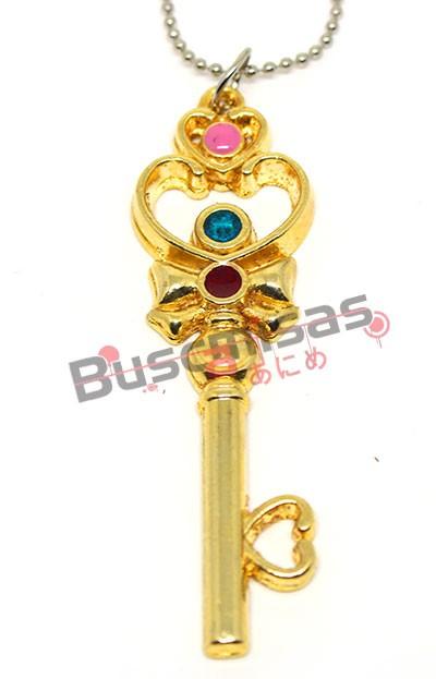 SLM-07 - Colar Moon Power Tiare - Sailor Moon
