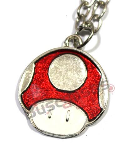 SMB-01 - Cogumelo Vermelho Mario