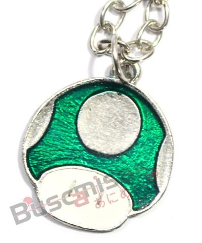SMB-02 - Cogumelo 1up Verde Mario