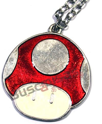 SMB-04 - Cogumelo Vermelho Grande