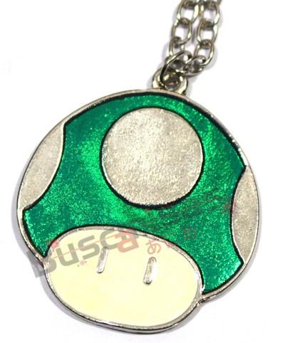 SMB-05 - Cogumelo Verde 1up Grande