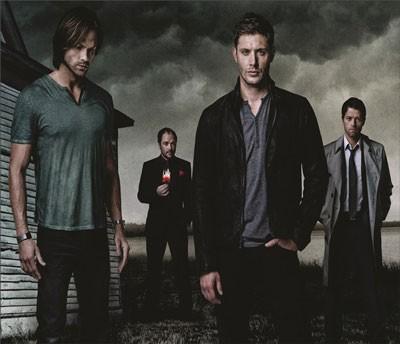 Mouse Pad - Supernatural - 9ª Temporada