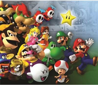 Mouse Pad - Super Mario Bros