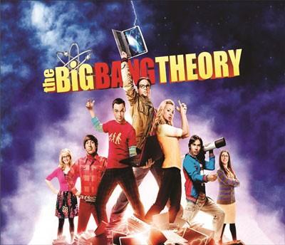 Mouse Pad - The Big Bang Theory