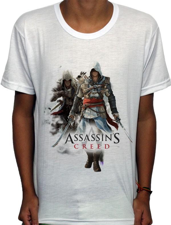 Camisa SB - TN Assassins Creed