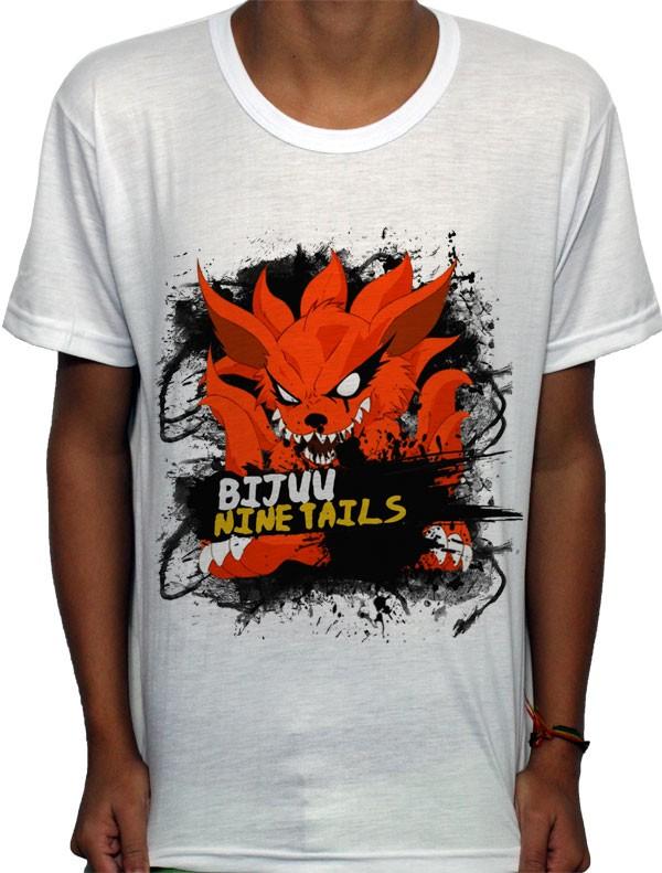 Camisa SB - TN Bijuu Nine Tails