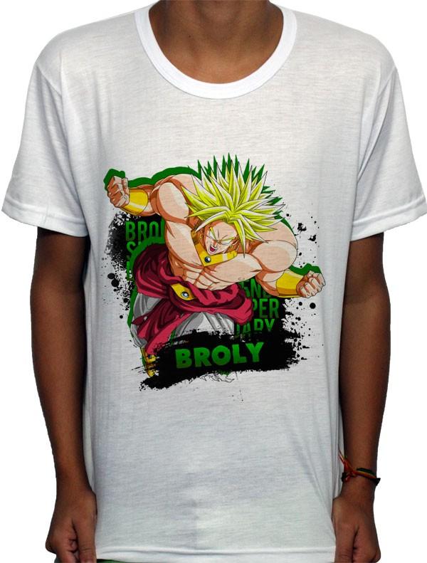 Camisa SB - TN Broly