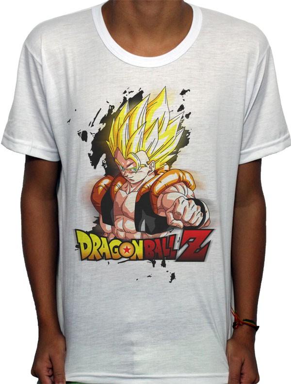 Camisa SB - TN Gogeta