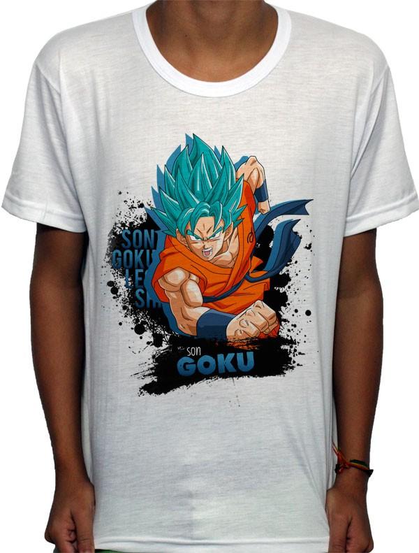 Camisa SB - TN Goku God 2
