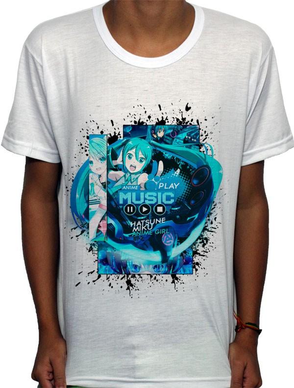 Camisa SB - TN Hatsune Miku
