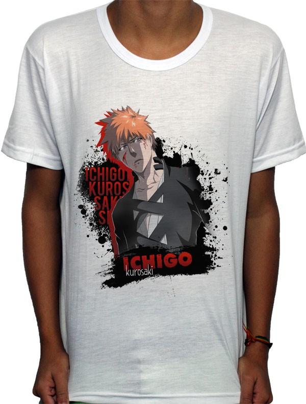 Camisa SB - TN Ichigo - Bleach