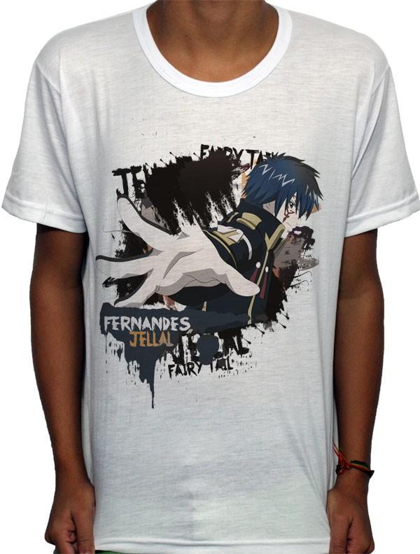 Camisa SB - TN Jellal - Fairy Tail