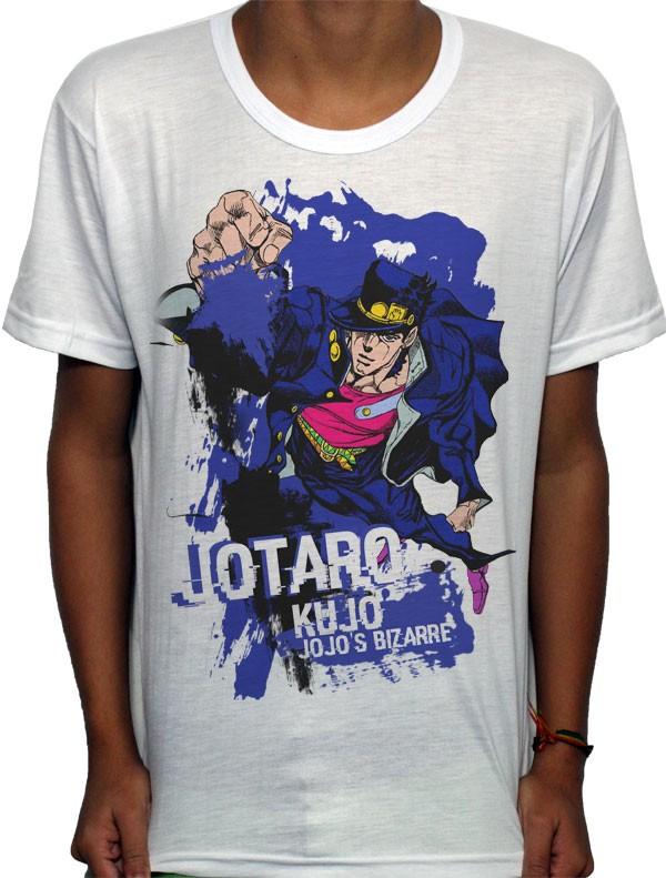 Camisa SB TN Jotaro - Jojo's Bizarre Adventure