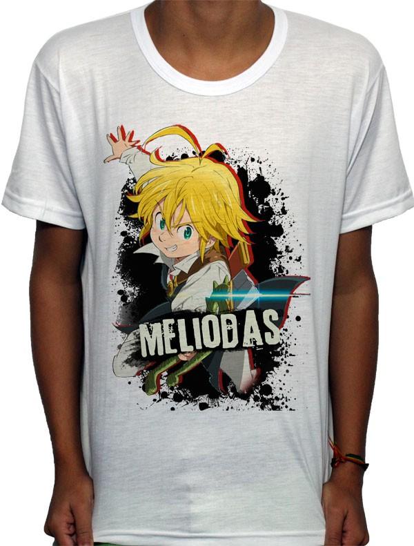 Camisa SB - TN Meliodas - Nanatsu no Taizai
