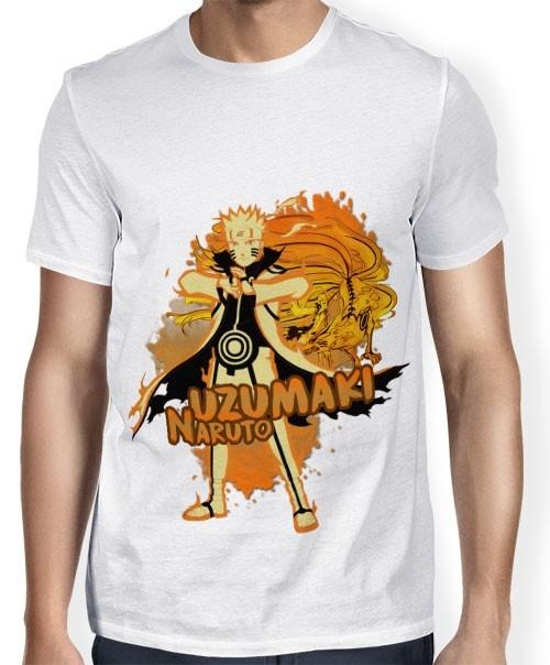 Camisa SB - TN Rikudou Uzumaki Naruto