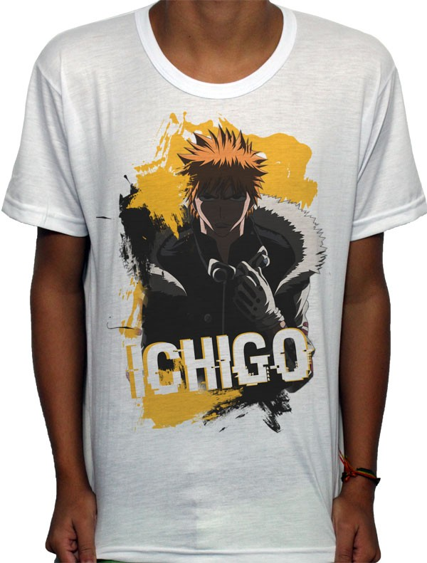 Camisa SB - TN Shadow Ichigo - Bleach