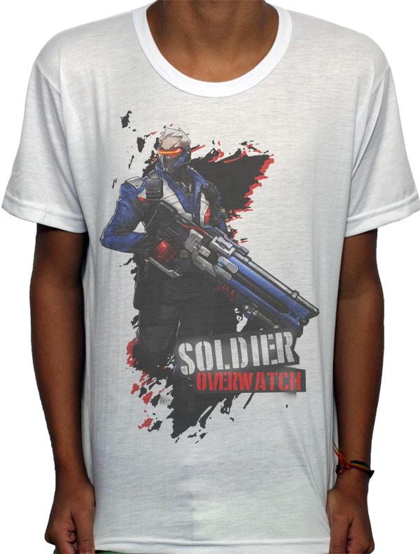 Camisa SB - TN Soldier - Overwatch