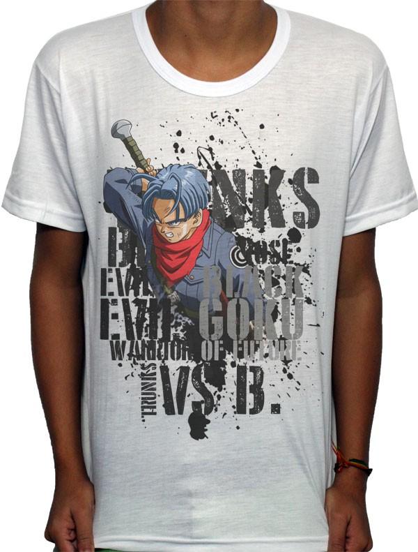 Camisa SB - TN Warrior of Future Trunks