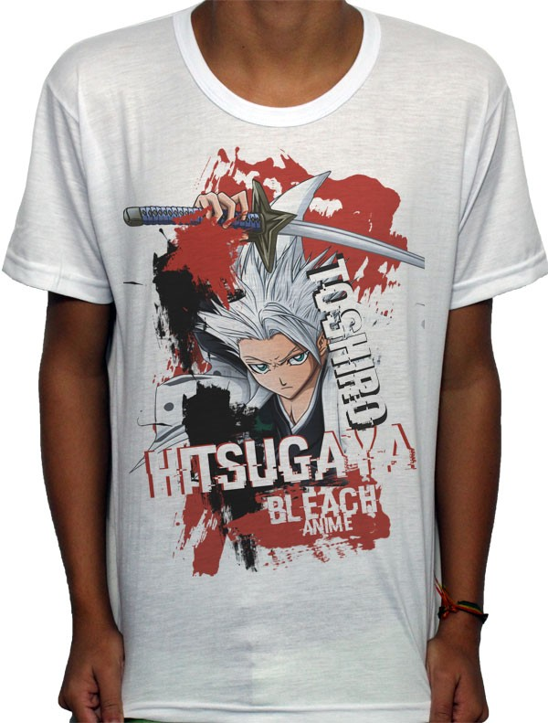 Camisa SB - TN Toshiro Hitsugaya - Bleach