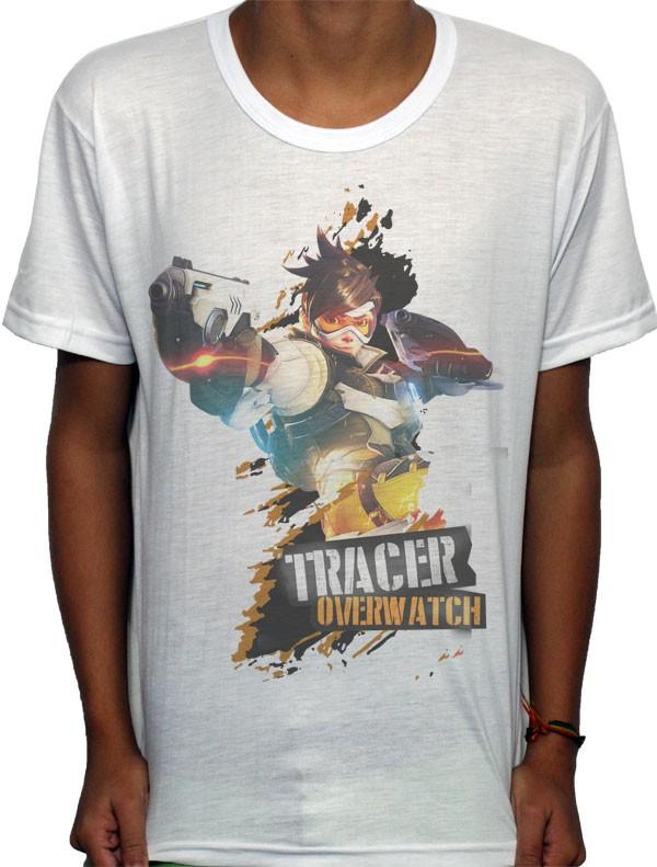 Camisa SB - TN Tracer- Overwatch