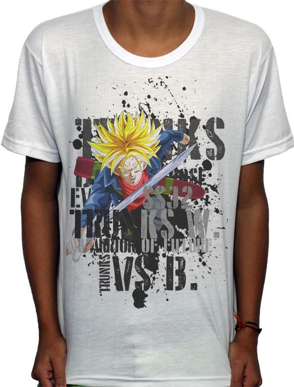 Camisa SB - TN Trunks of Future Super Saiyan