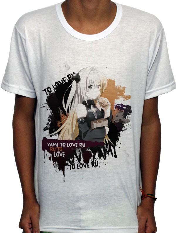 Camisa SB - Golden Darkness Yami - To Love-Ru