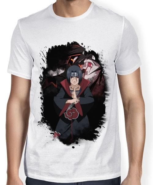 Camisa SB - TN Brusher Itachi - Naruto