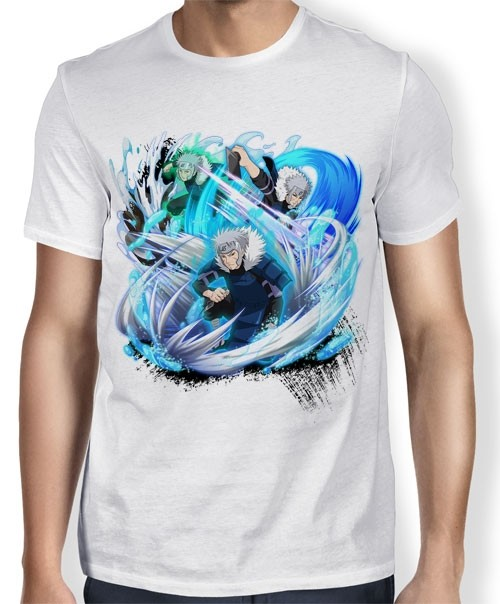 Camisa TN Tobirama - Naruto