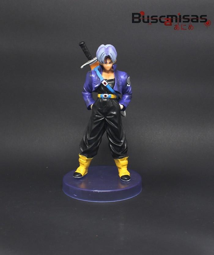 Action Figure Trunks do Futuro - Dragon Ball