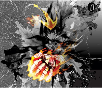 Mouse Pad - Tsuna Vongola - Hitman Reborn