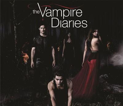 Mouse Pad - The Vampire Diaries - 5ª Temporada