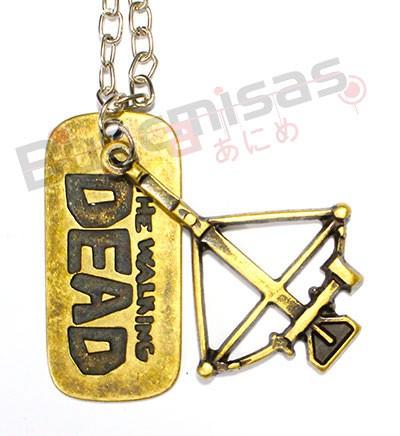 TWD-05 - DogTag + Besta - The Walking Dead