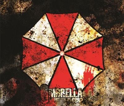 Mouse Pad - Umbrella Corp. - Resident Evil