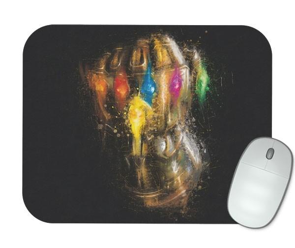 Mouse Pad - Manopla do Infinito - Thanos - Vingadores: Ultimato