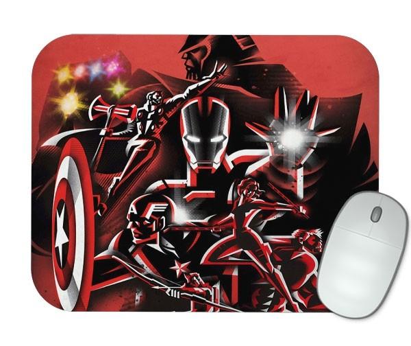 Mouse Pad - Vingadores: Ultimato - Modelo 4