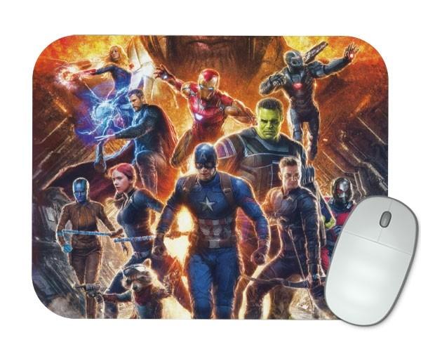 Mouse Pad - Vingadores: Ultimato - Modelo 5