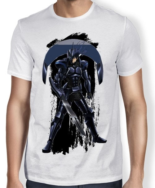 Camisa Tn Wave Armor - Akame Ga Kill