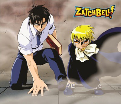 Mouse Pad - ZATCHBELL