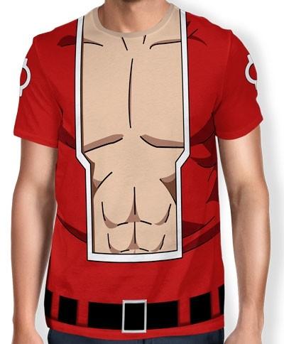 Camisa Full Print Uniforme - Zeldris - Nanatsu no Taizai
